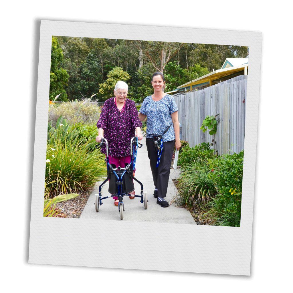 Envigor Home Care support