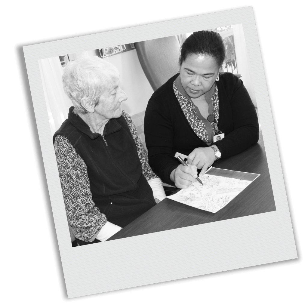 Envigor dementia care