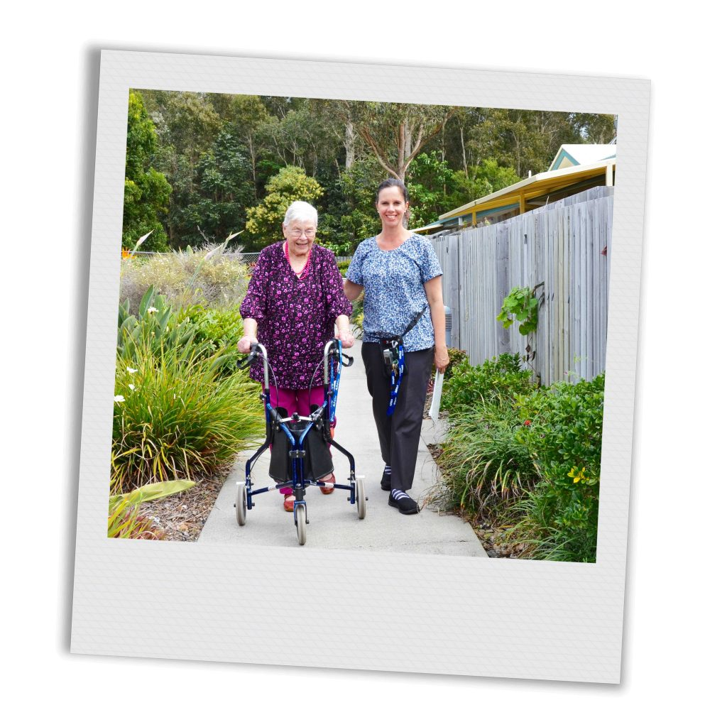 Envigor home care polaroid