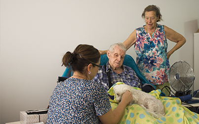 employment opportunities in community care and aged care