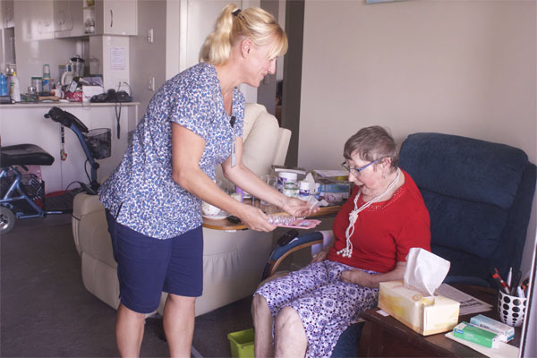 You do have a choice about what aged care services you use