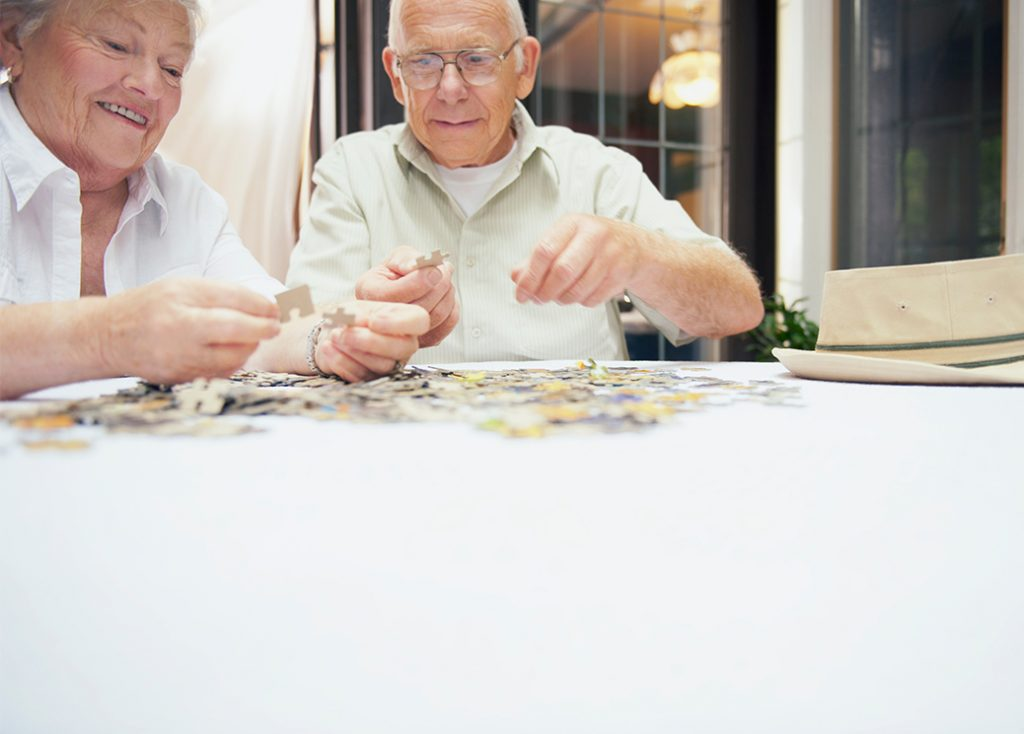 dementia at home