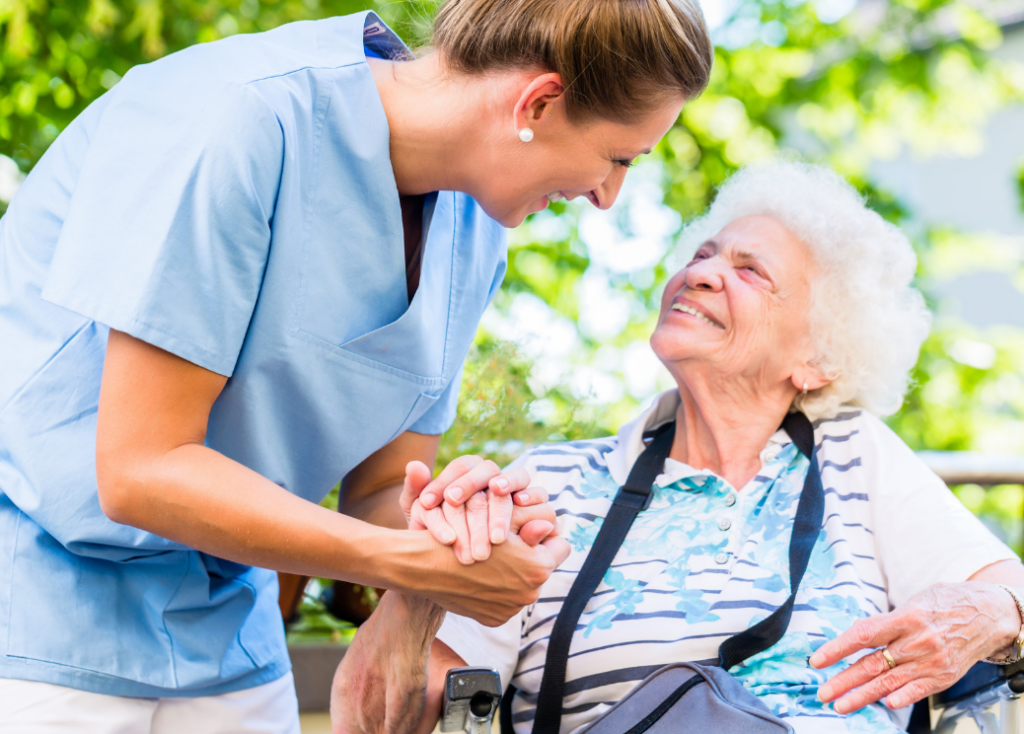 what is a home care package