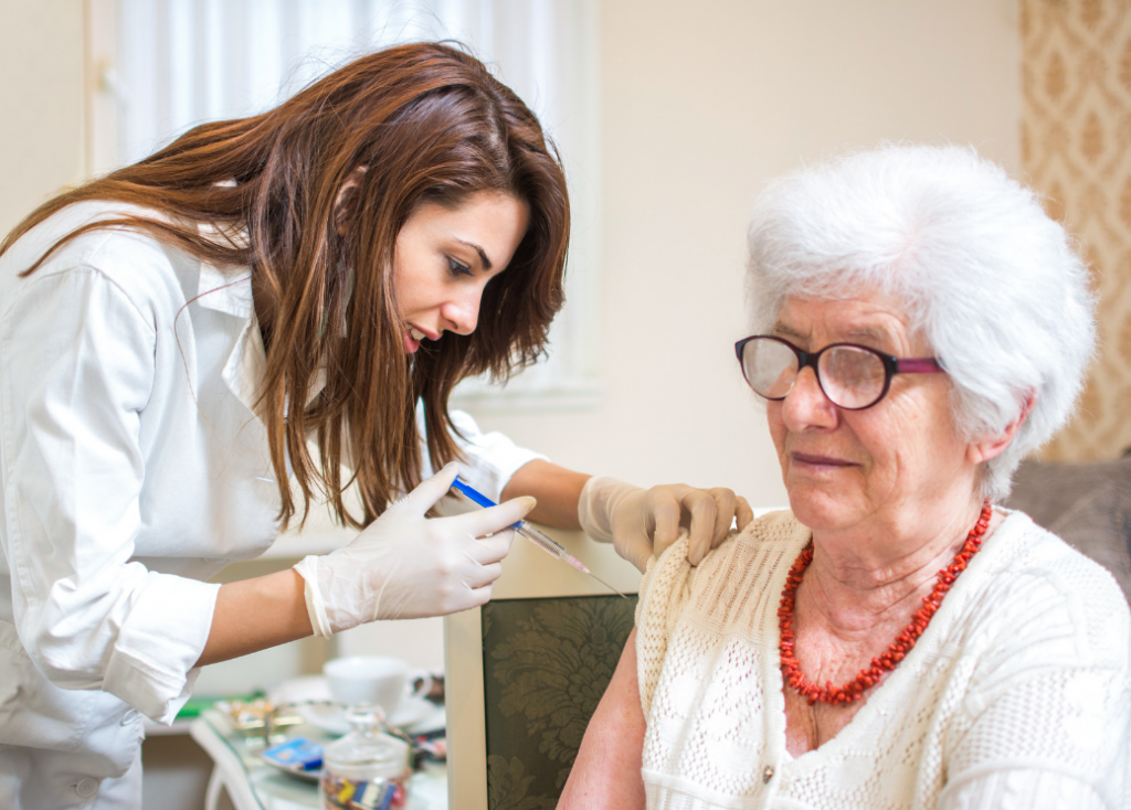 vaccinations for seniors
