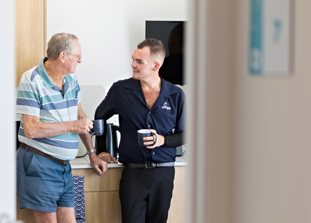 benefits of lower level home care package