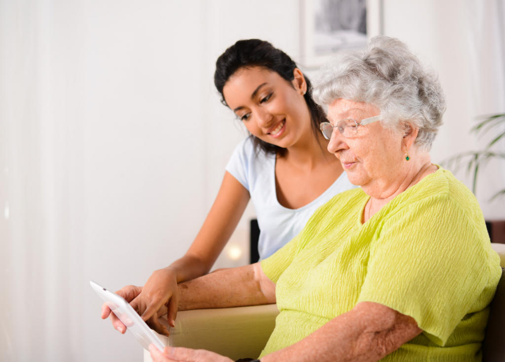 Switching home care provider