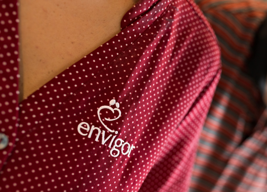 Envigor - flexibility to deal with the unexpected