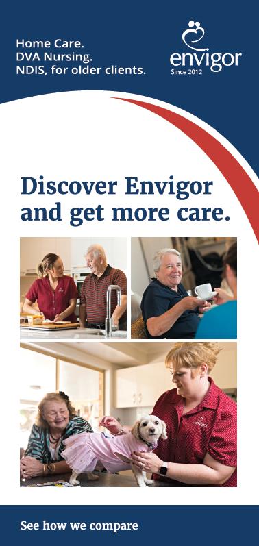 Envigor - DL Brochure
